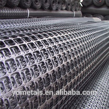 具有CE证书的聚酯纤维土工格栅