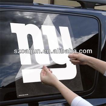 定制的车窗贴纸贴纸