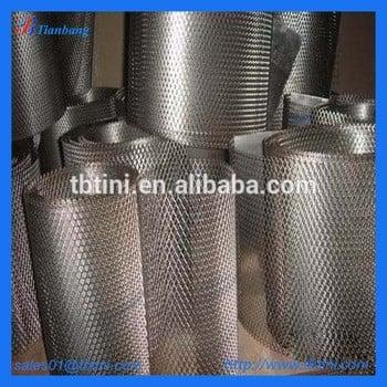 铂镀钛网阳极价格(贸易保证供应商)