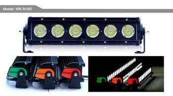 汽车电气系统60w卡车24v daymaker大灯防水灯条
