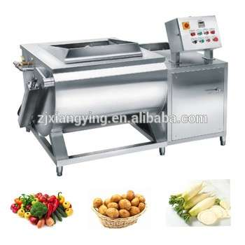 XYSCXC Stainless steel Industrial Automatic vegetable washer