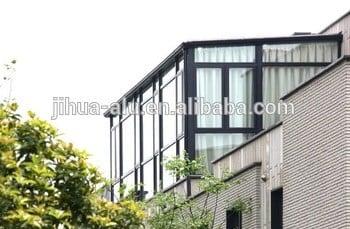 华铝玻璃阳光房冬季花园温室