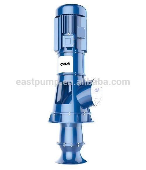 Axial Flow Pump Single Stage Vertical Water Pump Sewage Pump High