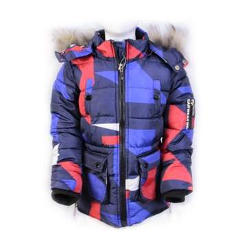 Best COMPANY to custom winter coats boys windbreaker jacket childrens coat 2-14 years old
