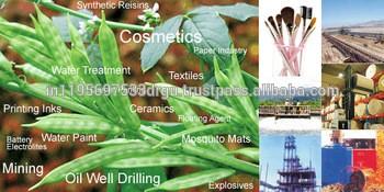 石油钻井润滑剂/法/瓜尔胶/工业级
