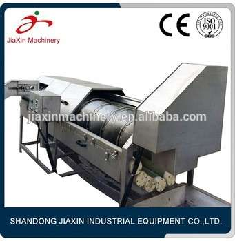 Vegetable washer for yam