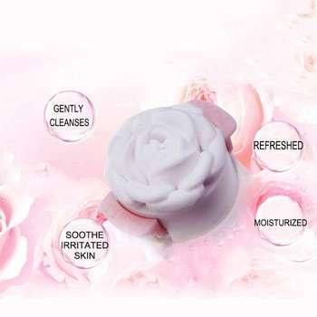 有机玫瑰洁面乳洁面泡沫洁面乳