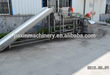 vegetable washing machine/Salad vegetable processing line for lettuce/vegetable processing machinery