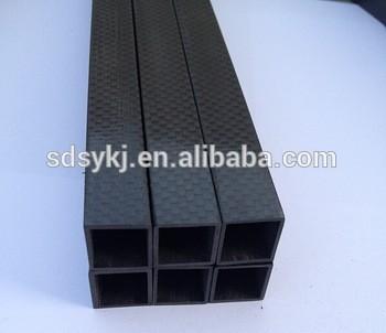 100%碳管碳纤维方管