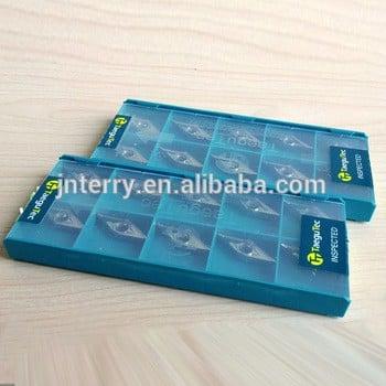 特固克硬质合金刀片制造在韩国,与人dnmg150608-pc tt8125特固克硬质合金刀片