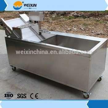 Carrot Washing Machine, Vegetable Washer