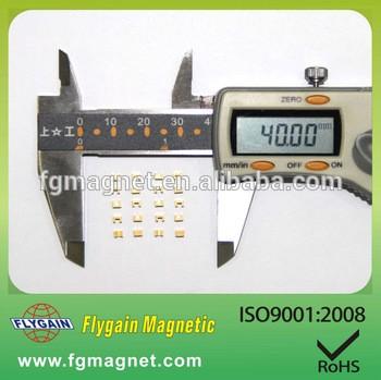 永久超微细微型高精度微型磁铁