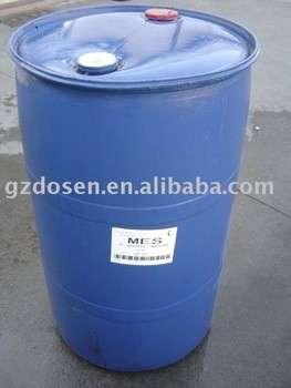 清洁剂原材料30%,MES