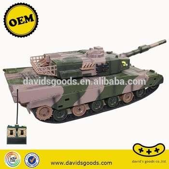 儿童坦克玩具电池无线电控制玩具车