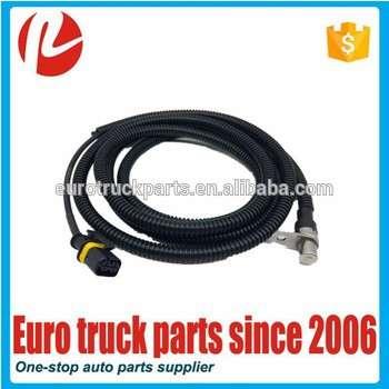 换肤重汽配件汽车电气系统OEM 4410322970 81271206183高质量ABS传感器Man Tga