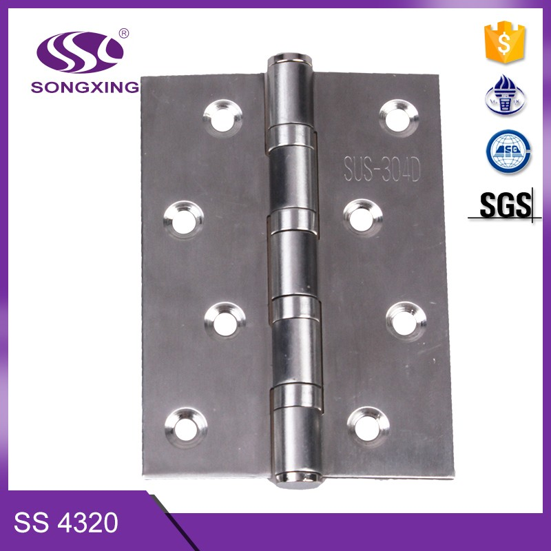stainless steel Ball bearing door and window hinge