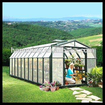 Polycarbonate Sheet 6mm for greenhouse