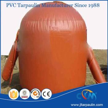 热销售耐用PVC沼气袋