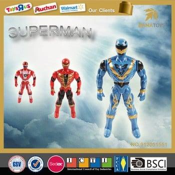热item动画玩具孩子行动的理解超人