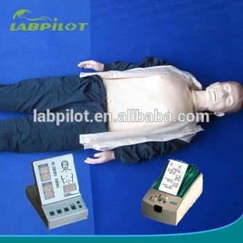 先进的CPR训练模型与打印机、心肺复苏和急救训练假人