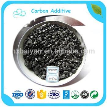 低硫0.05% GPC石墨石油焦碳添加剂销售