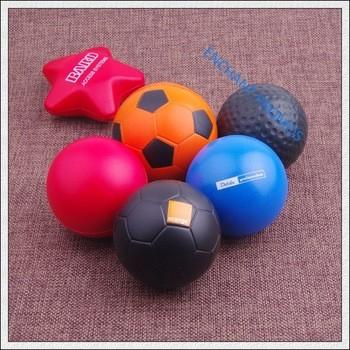 PU球为廉价批发定制应力球