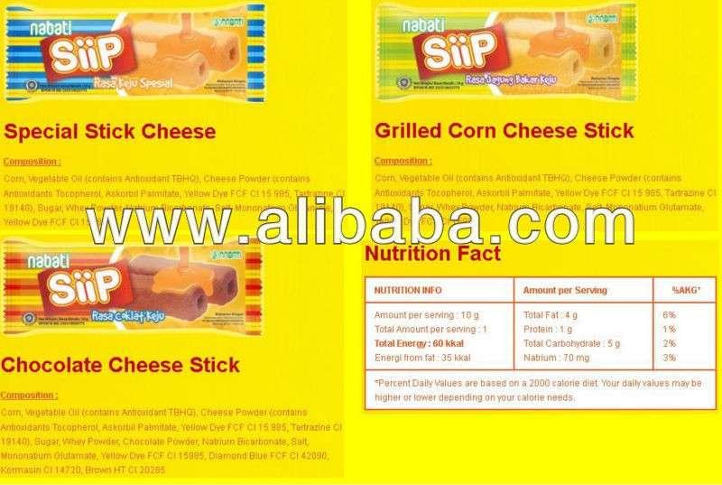 Nabati cheese snack