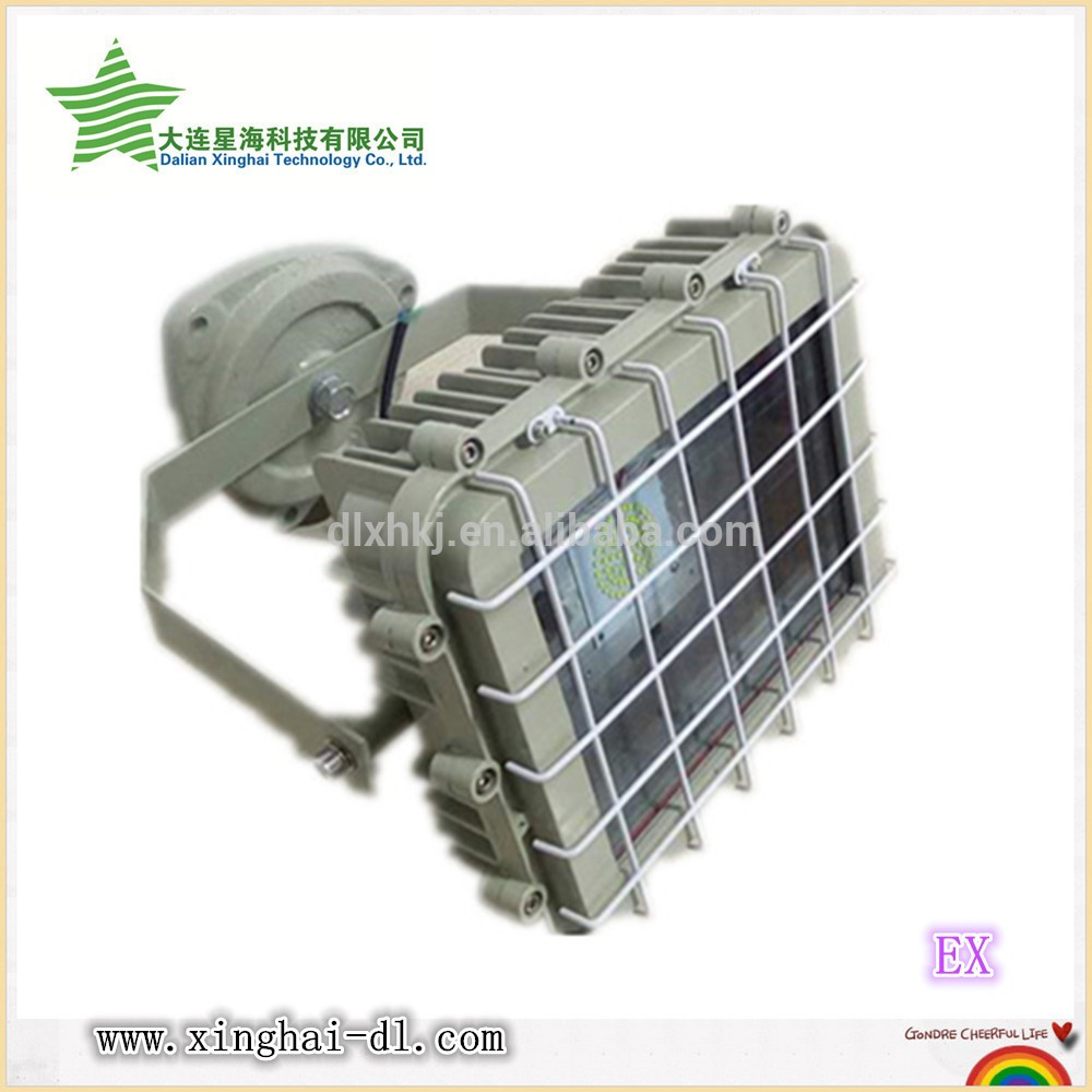 2017 new products 60-100w IP65 LED explosion-proof light