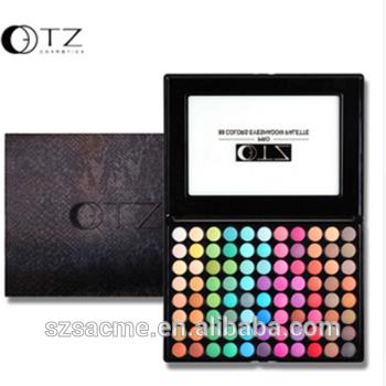 TZ 88 Colors Nude Make Up Waterproof Eye Shadow Palette
