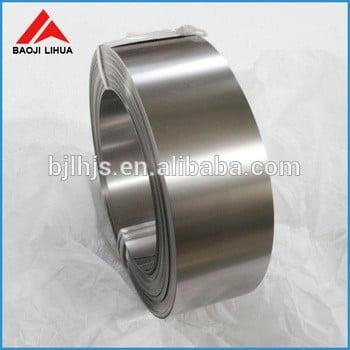 0.025mm钛箔钛带每公斤价格在股票