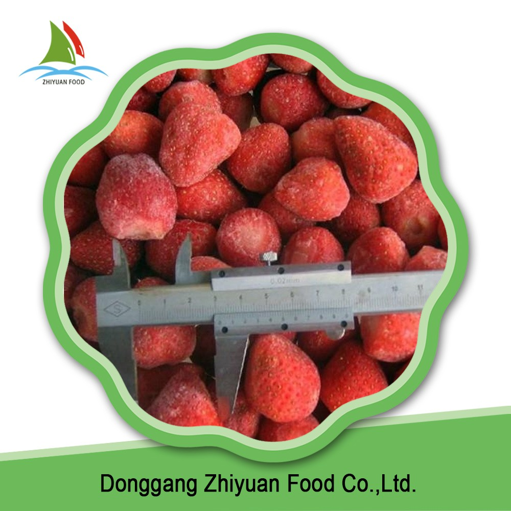 price for shandong frozen iqf strawberry/m13/sweet charlie and frozen fruits