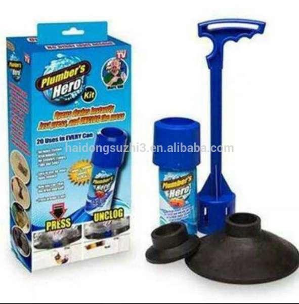 水管清洁剂排水器