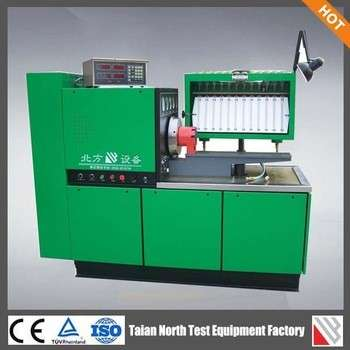 12PSB-BFC Diesel Fuel Injection Pump Test Bench Auto