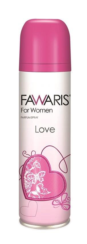 fawaris最好香高质量150ml除臭剂的妇女