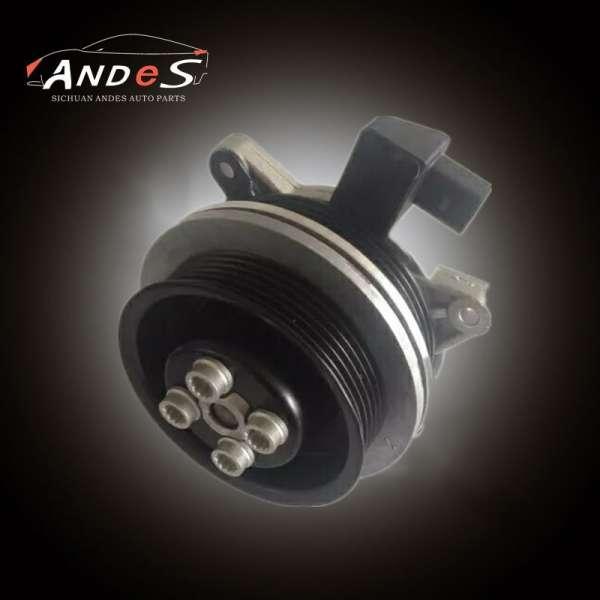对于奥迪大众斯柯达座水泵03c121004e电动发动机水泵