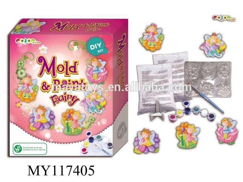热销儿童教育礼品艺术和工艺魔术模型三维绘图DIY玩具儿童