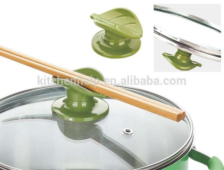 炊具零件塑料蒸煮锅盖把手