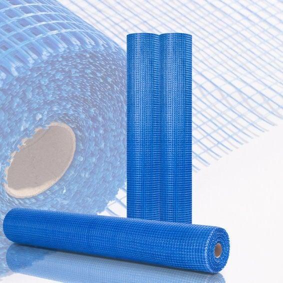 中碱纱型墙体材料应用玻璃纤维网格布
