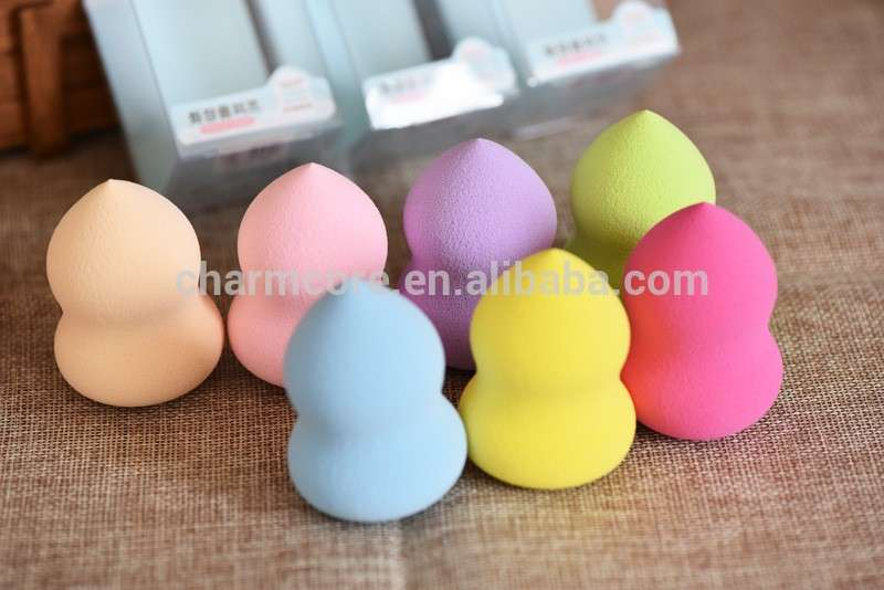 Non latex cosmetic sponge puff, cosmetic sponge puff, beauty makeup puff make up tool