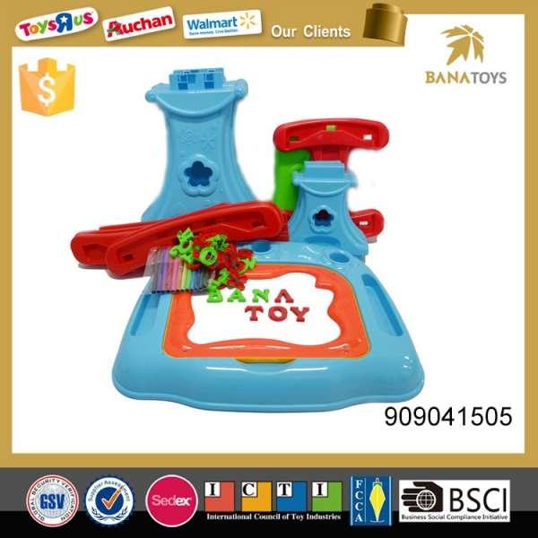 2个1儿童画架玩具绘图板
