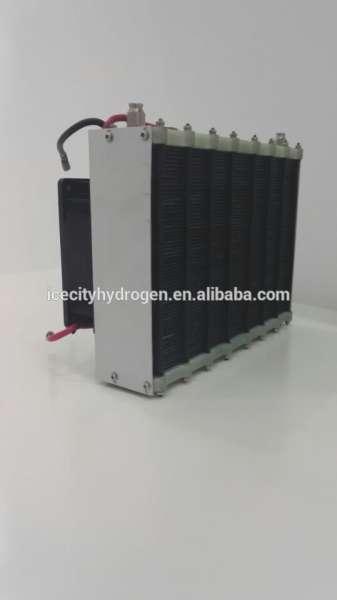 500w 27v石墨板PEM堆栈自增湿和空气冷却的氢燃料电池