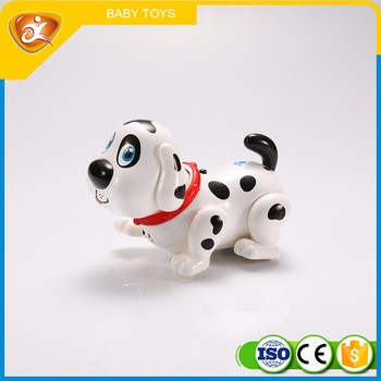 多传感器智能机器人狗用电池狗玩具