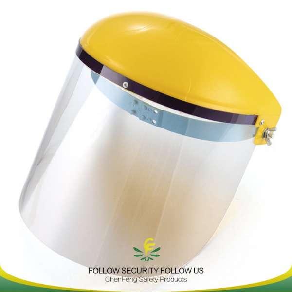 简易可调式安全面罩有机玻璃
