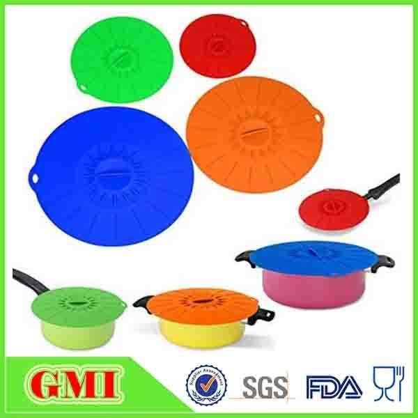 硅胶炊具零件泛锅吸盖食品盖锅盖