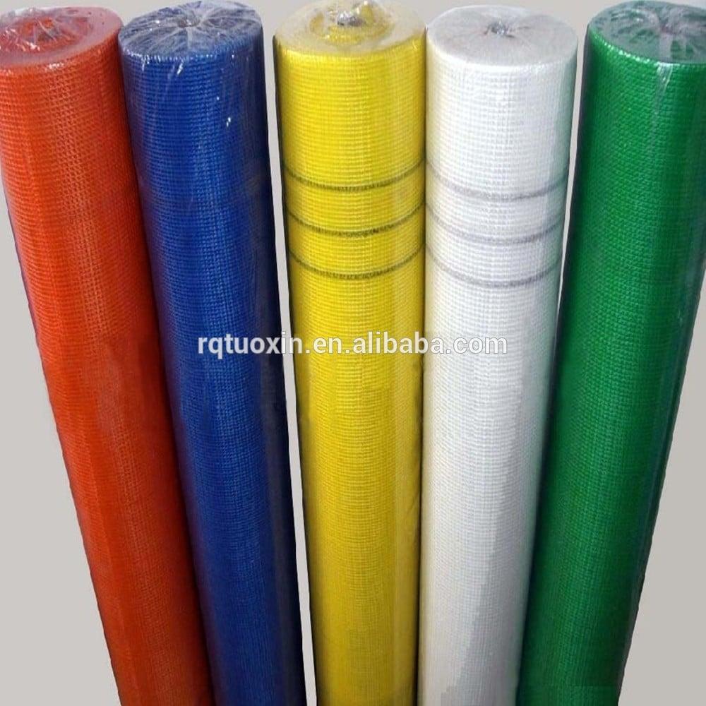 160G 4×4mm玻璃纤维网格布墙体材料