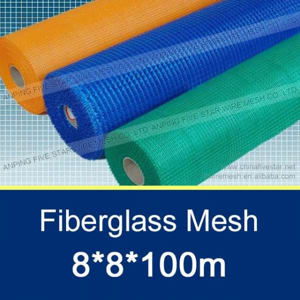 8×8×100m玻璃纤维壁布