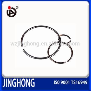 出厂价din5417圆钢丝挡圈轴
