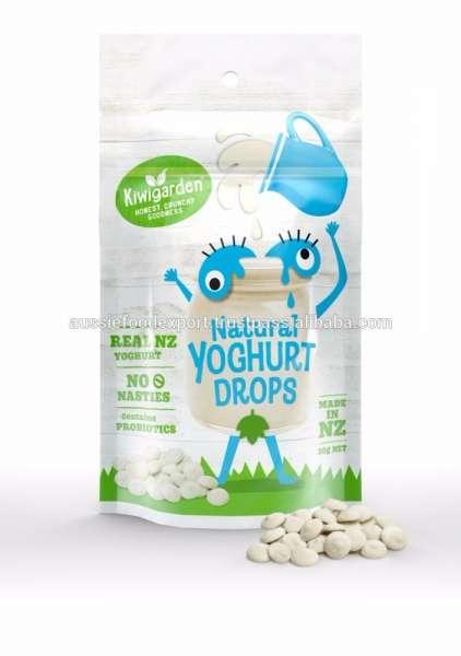 Yoghurt Drops 5 x 9g - Greek style Yogurt Snacks