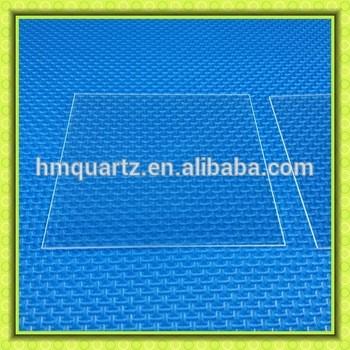 定制尺寸硼硅酸盐玻璃板