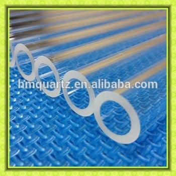 HM的透明硼硅玻璃管
